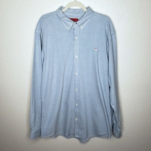 Southern proper button down shirt long sleeve XXL
